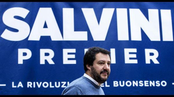 Salvini, programma scritto o no alleanze