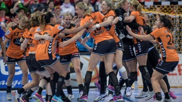 Mondial 2017 dames de hand: les Pays-Bas en bronze