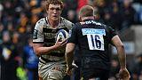 Rugby: première défaite pour La Rochelle en Coupe d'Europe