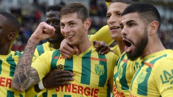 Ligue 1: Nantes engrange avant les fêtes en battant Angers