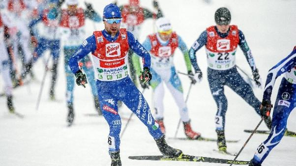 Combinata nordica: Pittin 2/o a Ramsau