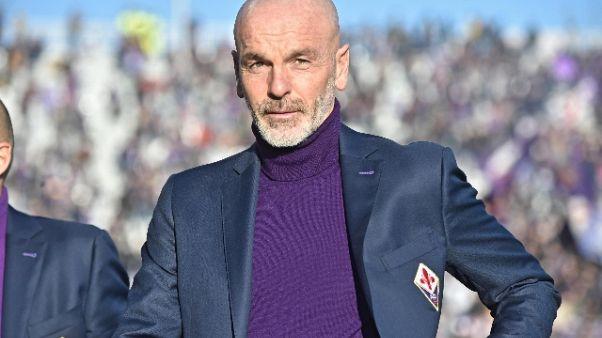 Pioli, Fiorentina meritava di vincere