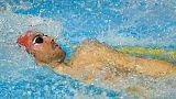 Natation: Stravius en bronze sur 50 m dos à l'Euro