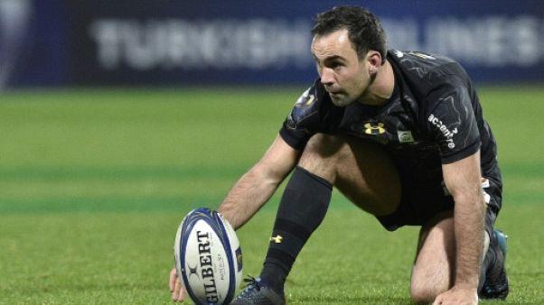 Rugby: La Rochelle tombe, Clermont se rapproche de la qualification en Coupe d'Europe