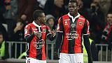 Ligue 1: Nice enchaîne un 4e succès consécutif contre Bordeaux en crise