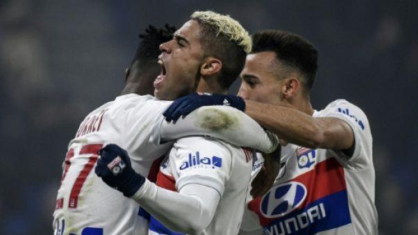 """Ligue 1: Lyon gagne l'""""Olimpico"""" pour la médaille d'argent"""