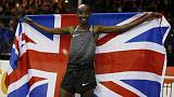 Farah crowned BBC Sports Personality of the Year