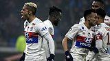 Ligue 1: Lyon pousse Marseille du podium, et revoilà Nice