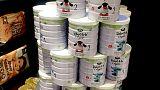 Chinese tourists raid Danish supermarkets for infant milk powder