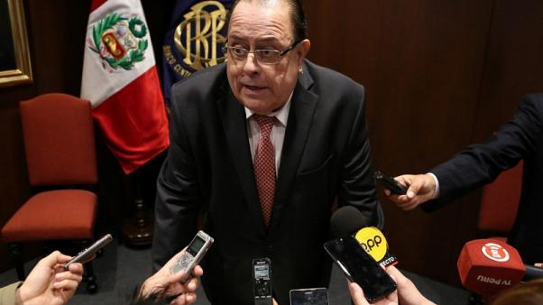 Peru central bank does not see major impacts from political crisis