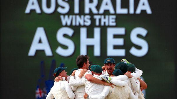 Australia reclaim Ashes with WACA demolition
