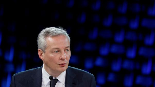 French finance minister calls for bitcoin regulation debate at G20