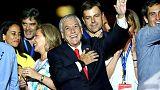 جيليير يقر بهزيمته لصالح بينيرا في انتخابات رئاسة تشيلي