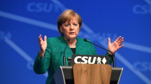 Un an après l'attentat de Berlin, les proches de victimes enfin reçus par Merkel