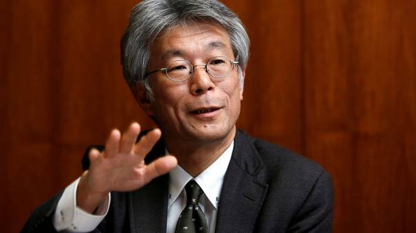 BOJ says low rates hurting banks but woes won't ease post-stimulus