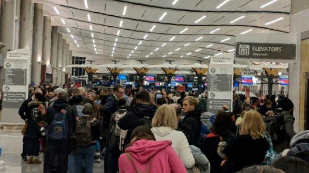 L'aéroport d'Atlanta peine à reprendre après une panne géante d'électricité