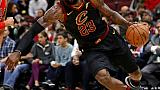 NBA: LeBron James encore magique face aux Wizards