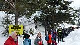 Dans les Alpes françaises, élan de solidarité envers les migrants en danger de mort