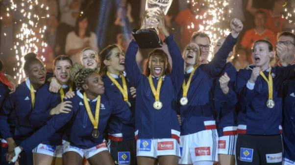 Handball: en route pour l'Euro-2018 en France