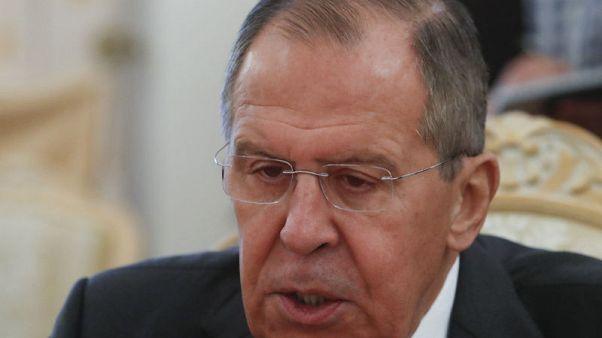 وزيرا خارجية روسيا وإيران بحثا المسألة النووية في اتصال هاتفي