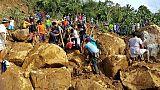 Tempête aux Philippines: les secours recherchent une quarantaine de disparus