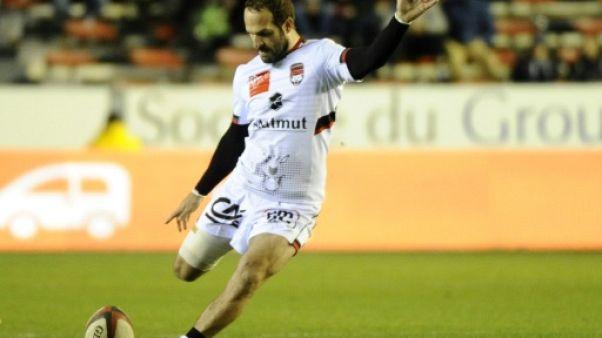 Top 14: Michalak, ex-prodige du rugby français, tire sa révérence