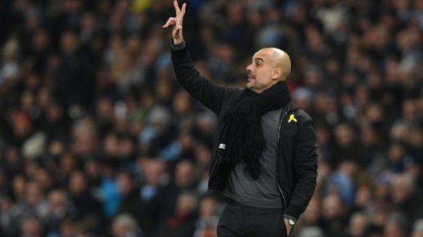 Manchester City discuterait d'une prolongation avec Guardiola en fin de saison