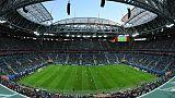 Mondial-2018: la pelouse du stade de St-Pétersbourg à nouveau changée