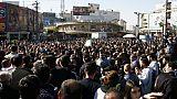 Des manifestants incendient des sièges de partis politiques au Kurdistan irakien