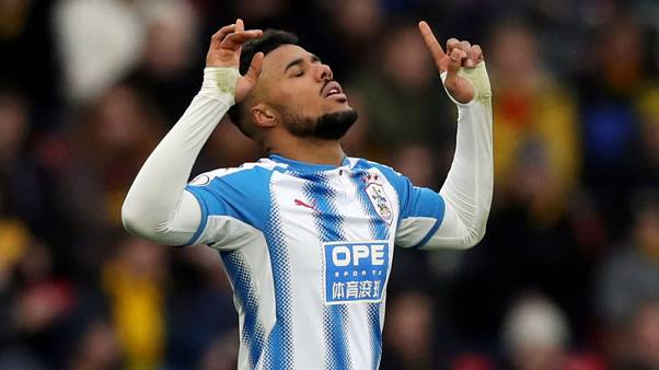 Huddersfield's Kachunga faces 12 weeks out with knee injury