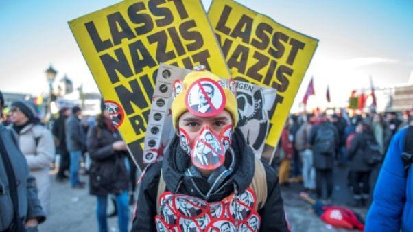 """A Vienne, une manifestation pour dénoncer un """"cabinet des horreurs"""""""
