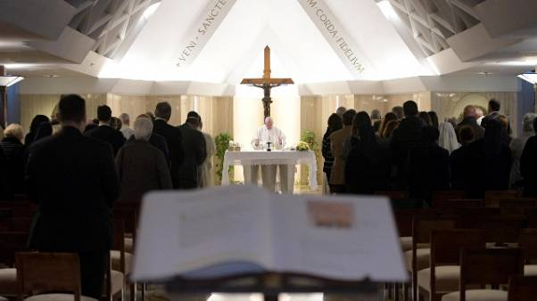 Papa: S. Giuseppe non andò da psichiatra