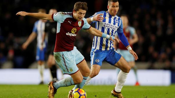 Burnley's Tarkowski handed three match ban over elbow incident