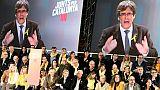 Tous contre tous en Catalogne à trois jours d'élections cruciales