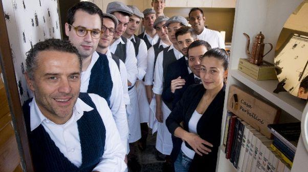 Natale: Chef stellato cucina in carcere