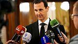 Guerre des mots entre Assad et les Kurdes en Syrie