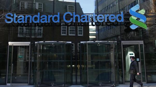 StanChart and China's Ant Financial sign 'Belt & Road' partnership