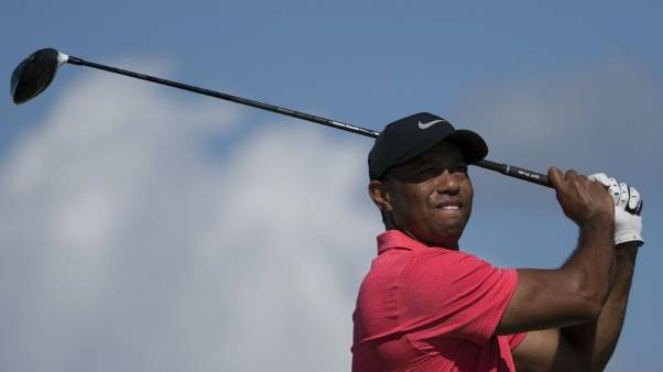 Golf - Thomas tips Woods to have strong 2018 Masters