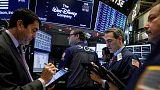 الأسهم الأمريكية عند مستويات قياسية مرتفعة جديدة
