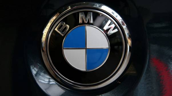 BMW aims to have sold 500,000 hybrid, electric cars by end-2019