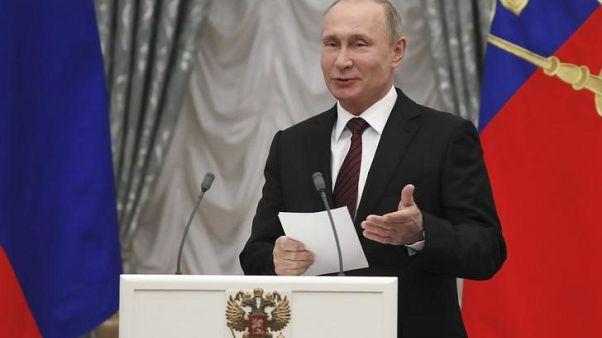 بوتين: المتشددون يمثلون تهديدا للجمهوريات السوفيتية السابقة