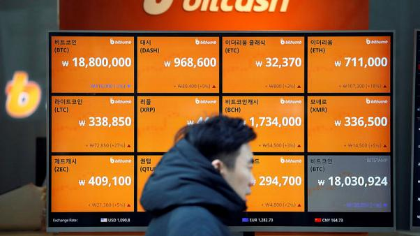 South Korean cryptocurrency exchange to file for bankruptcy after hacking