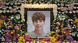 Corée du Sud: le suicide d'une star de la K-pop provoque une onde de choc