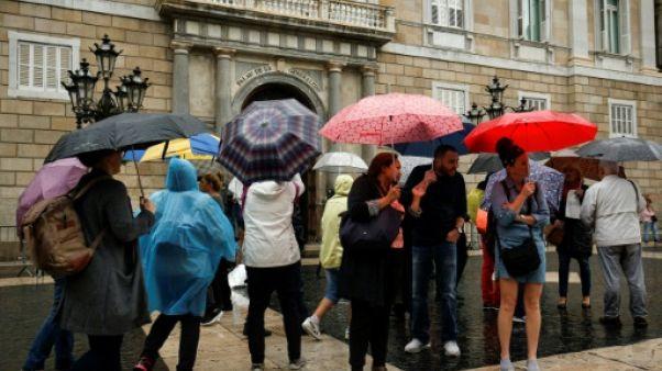 Catalogne: l'économie ébranlée par la crise indépendantiste