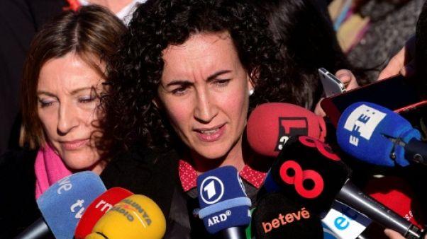 Catalogne: Marta Rovira et Inès Arrimadas, deux faces du conflit politique