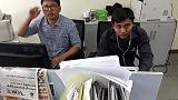 ميانمار لا تفصح عن مكان احتجاز صحفيين من رويترز مع مضي نحو أسبوع
