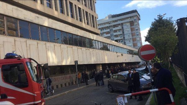 Rogo in Tribunale Taranto,rinvio udienze
