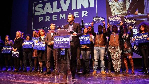 Ue: Salvini, vogliamo guida Industria