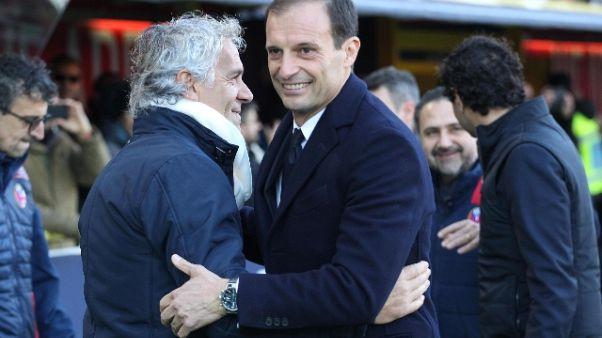 Allegri, Dybala con Genoa può sbloccarsi