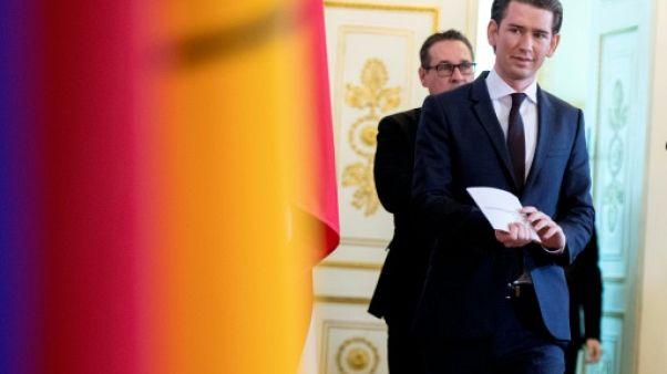 La diplomatie autrichienne à la croisée des chemins